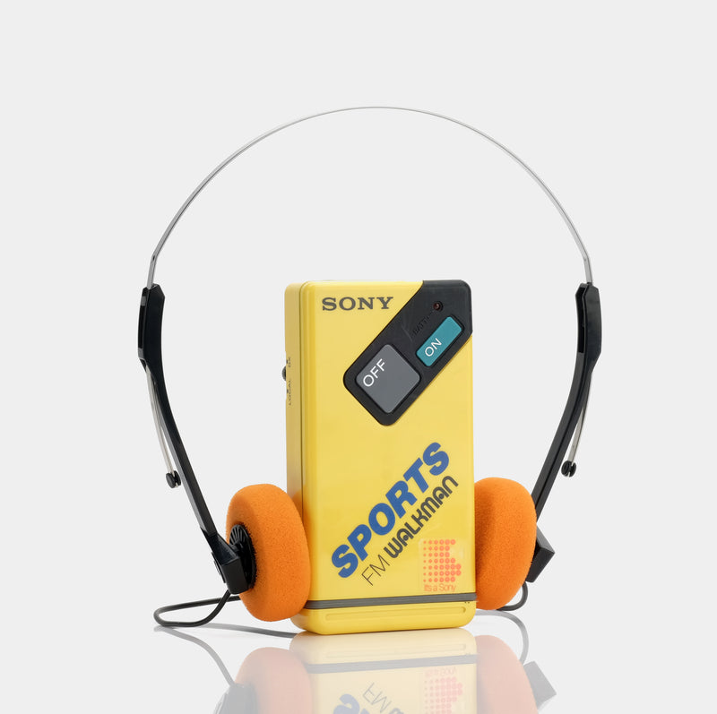 Sony Sports SRF-4 FM Portable Radio
