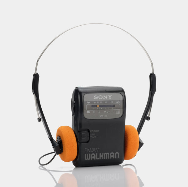 Sony Walkman SRF-39 AM/FM Portable Radio