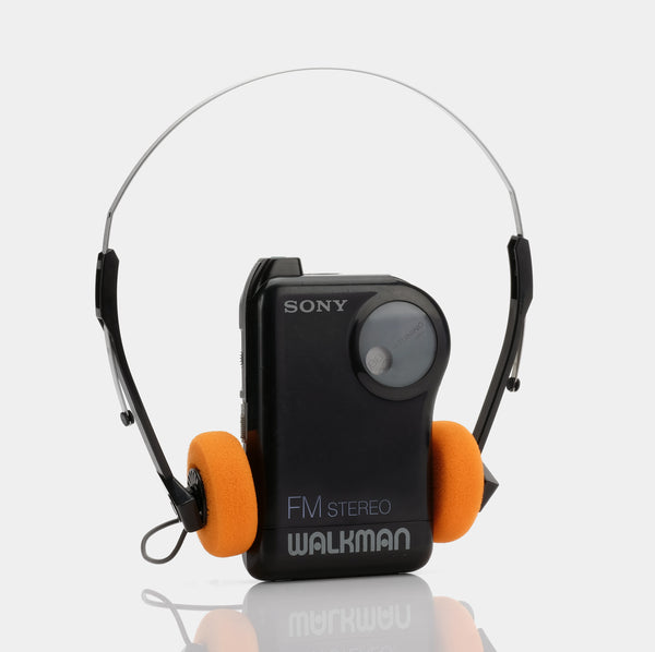 Sony Walkman SRF-26 Black FM Portable Radio