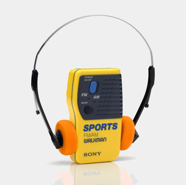 Sony Sports Walkman SRF-8 AM/FM Portable Radio