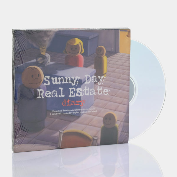 Sunny Day Real Estate - Diary (1994) CD