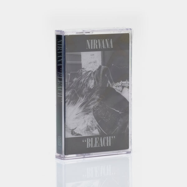 Nirvana - Bleach (1989) Cassette Tape