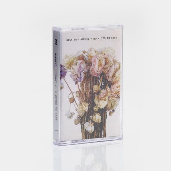 Sleater-Kinney - No Cities To Love (2015) Cassette Tape