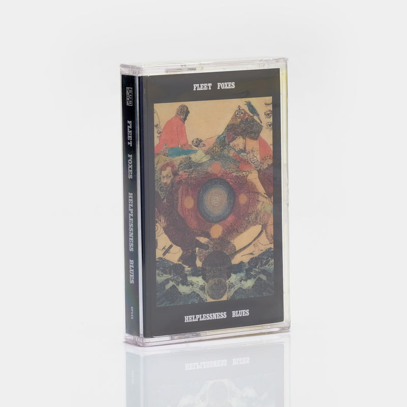 Fleet Foxes - Helplessness Blues (2011) Cassette Tape