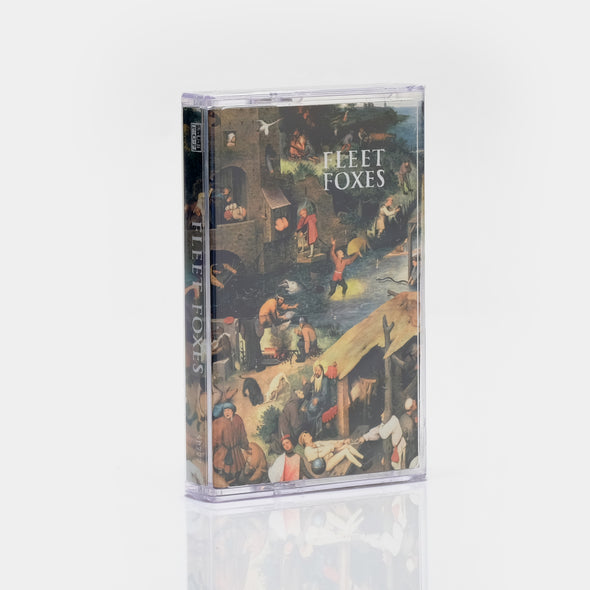 Fleet Foxes (2008) Cassette Tape