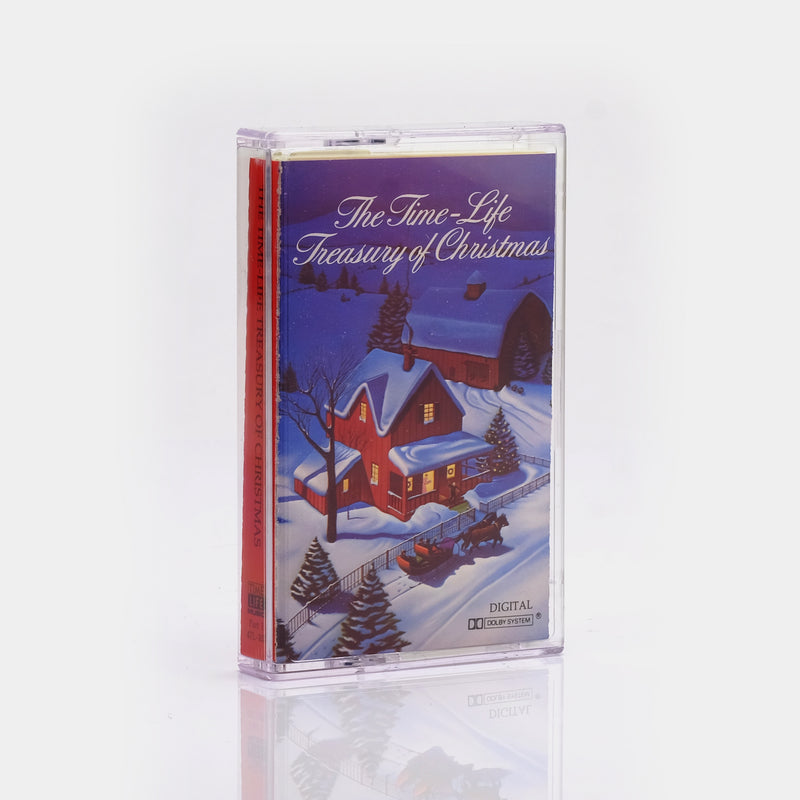 The Time-Life Treasury of Christmas Part 1 (1986) Cassette Tape