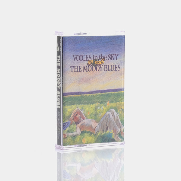 The Moody Blues - Voices In The Sky (The Best Of The Moody Blues) (1984) Cassette Tape
