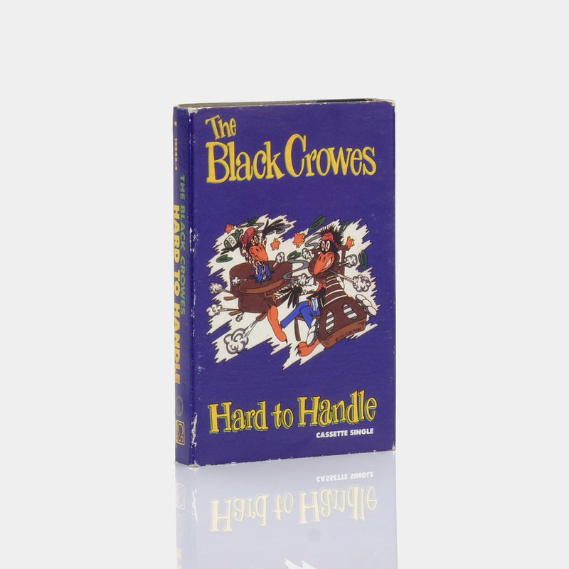 The Black Crowes - Hard To Handle (1990) Cassette Tape Single