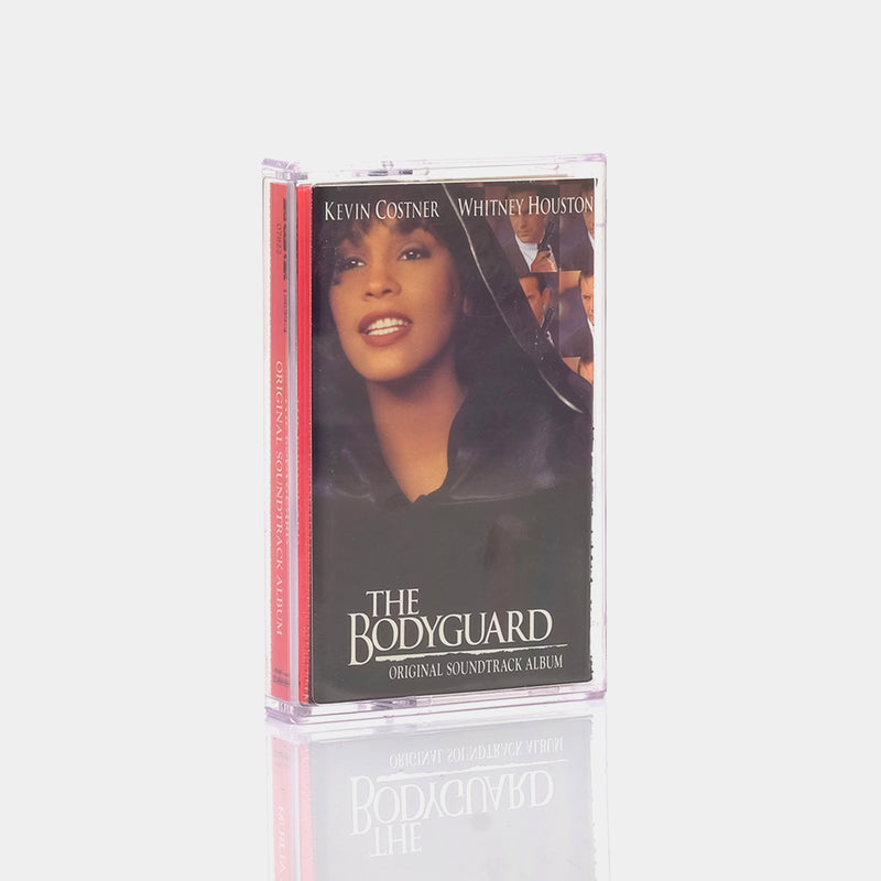 Various Artists - The Bodyguard Original Soundtrack Album (1992) Cassette Tape
