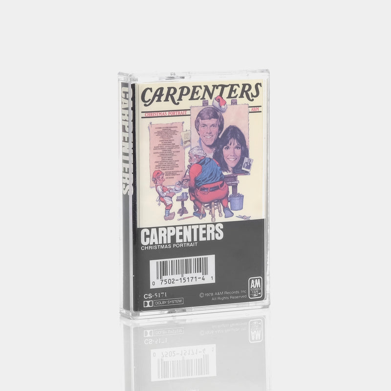 The Carpenters - Christmas Portrait (1978) Cassette Tape
