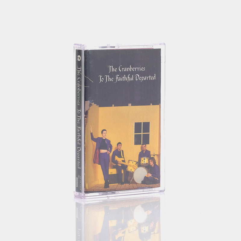 The Cranberries - To The Faithful Departed (1996) Cassette Tape