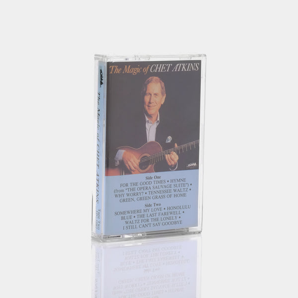 Chet Atkins - The Magic Of Chet Atkins (Tape Two) (1990) Cassette Tape