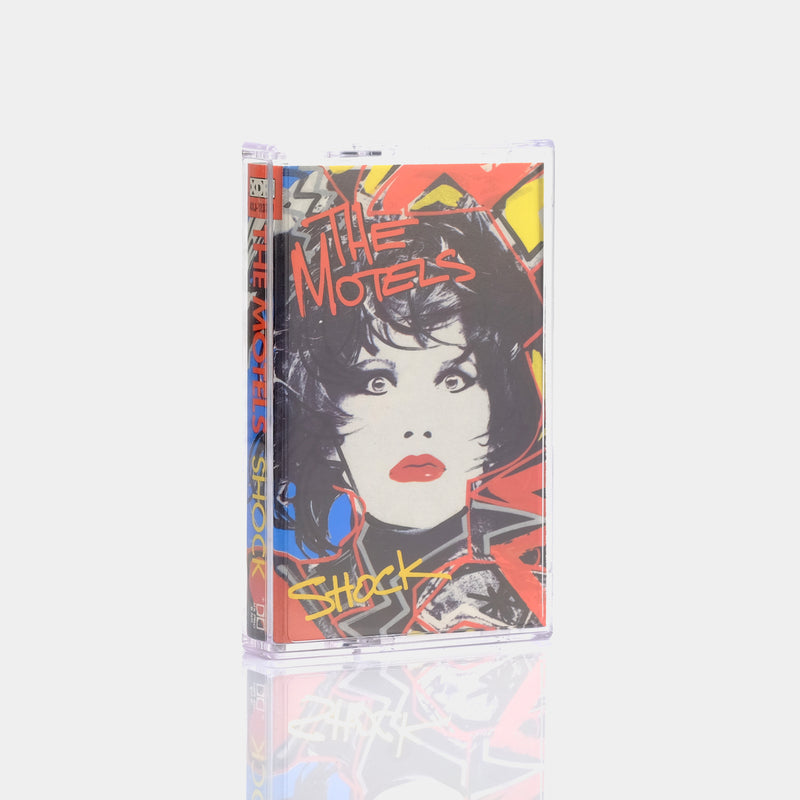 The Motels - Shock (1985) Cassette Tape