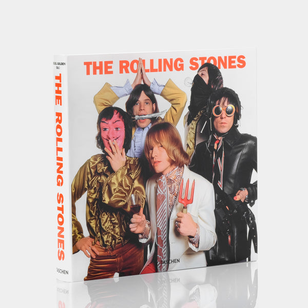 The Rolling Stones - Updated Edition Book