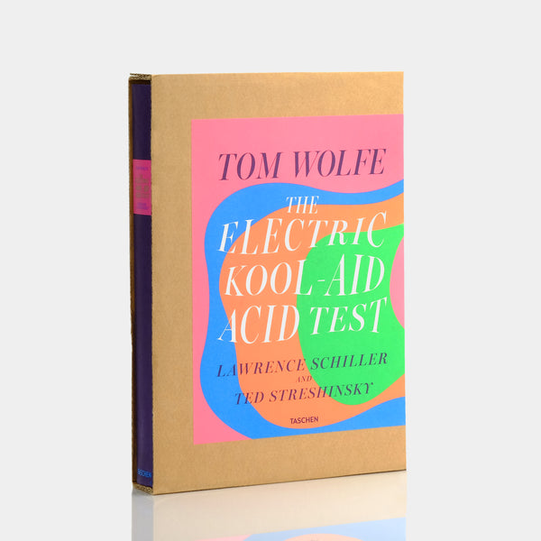 Tom Wolfe. The Electric Kool-Aid Acid Test. Photographs by Lawrence Schiller & Ted Streshinsky XL Book