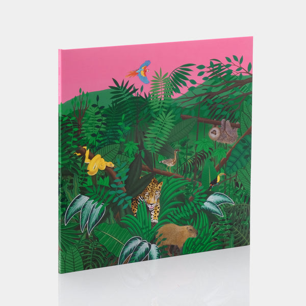 Turnover - Good Nature (2017) Clear Vinyl Record
