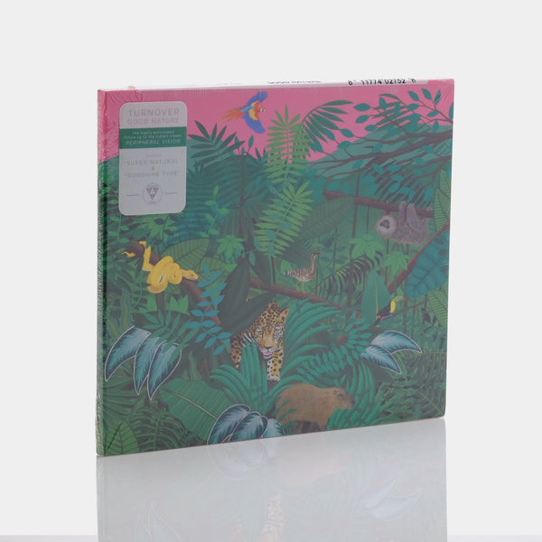 Turnover - Good Nature (2017) CD