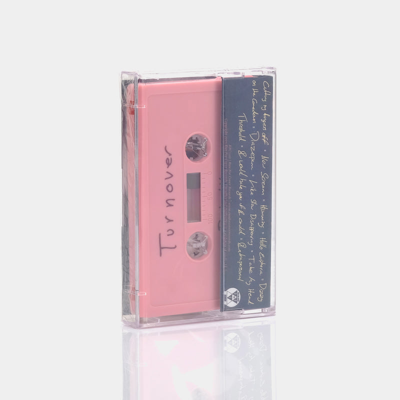 Turnover - Peripheral Vision (2015) Cassette Tape