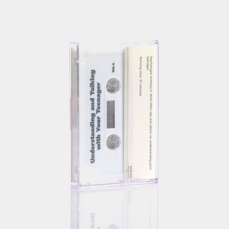 Anthony E. Wolf - Understanding Your Teenager (1997) Cassette Tape