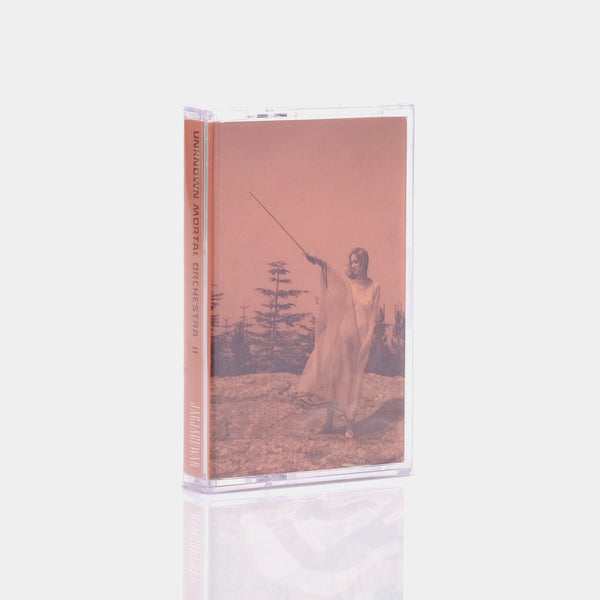 Unknown Mortal Orchestra - II (2013) Cassette Tape