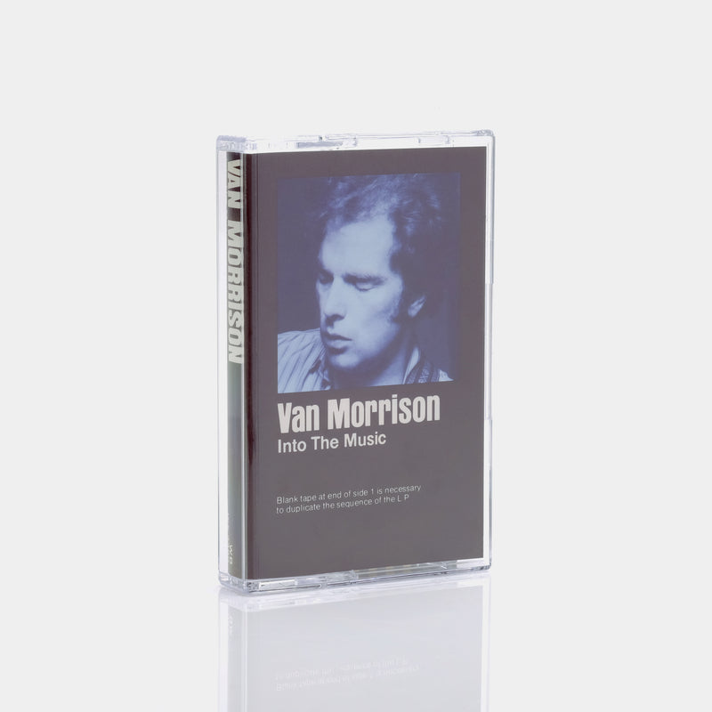 Van Morrison - Into The Music (1979) Cassette Tape