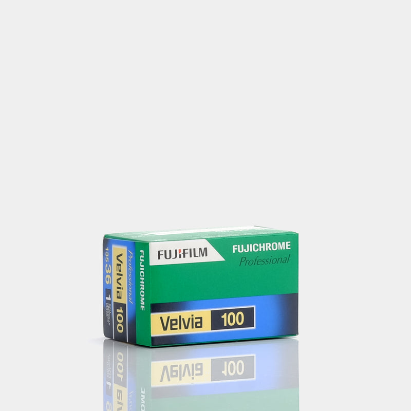 Fujifilm Velvia 100 35mm Color Reversal Film