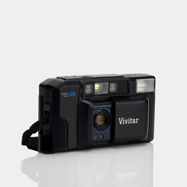 Vivitar TEC45 Point and Shoot 35mm Camera
