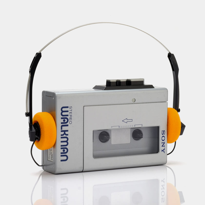 Sony Walkman WM-4 Portable Cassette Player