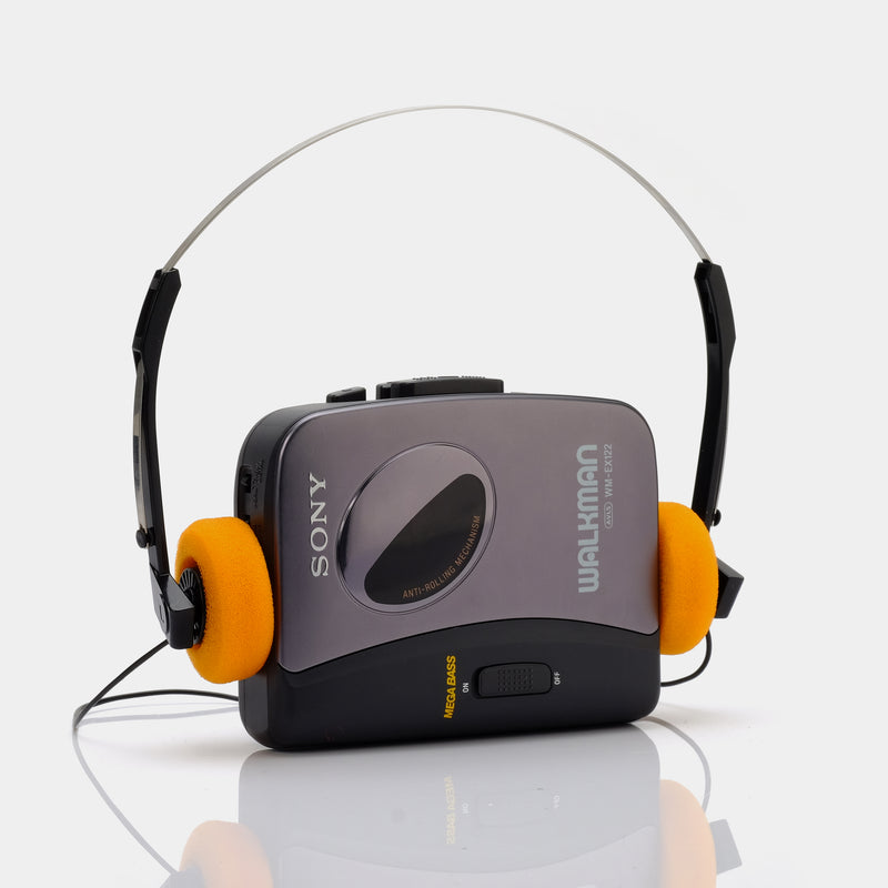 Sony Walkman WM-EX122 Portable Cassette Player