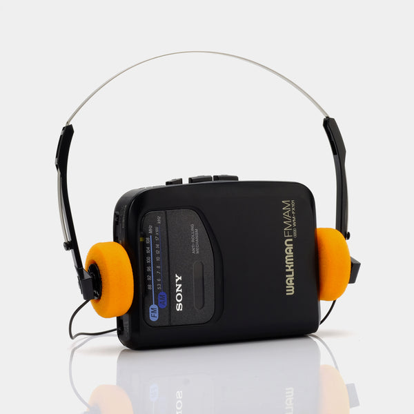Sony Walkman WM-FX101/FX111 AM/FM Portable Cassette Player