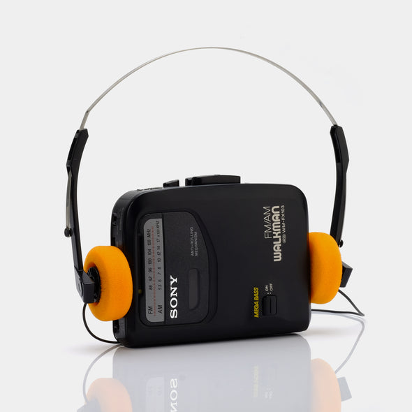 Sony Walkman WM-FX103 AM/FM Portable Cassette Player