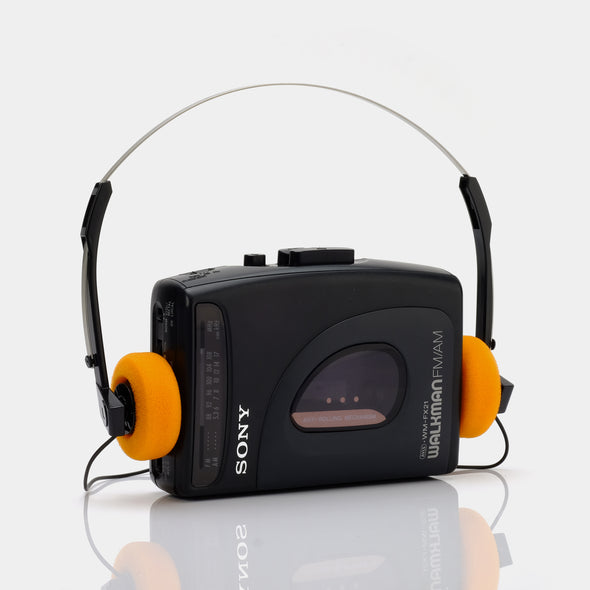 Sony Walkman WM-FX21 Portable Cassette Player
