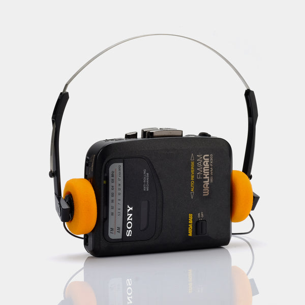 Sony Walkman WM-FX303 Auto Reverse AM/FM Portable Cassette Player