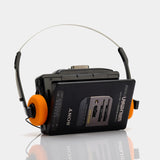 Sony Walkman WM-FX33 AM/FM Portable Cassette Player