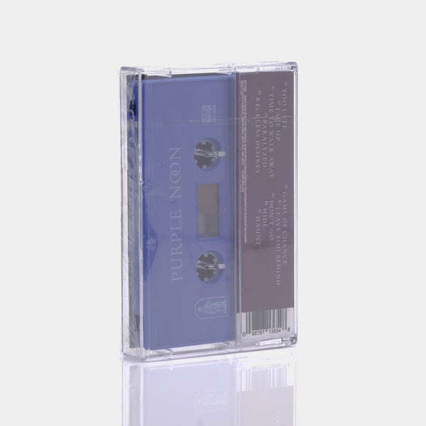 Washed Out - Purple Noon (2020) Cassette Tape