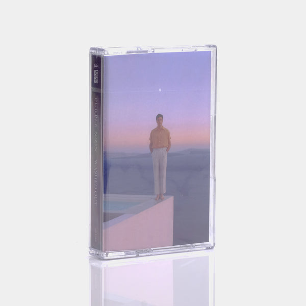 Washed Out - Purple Noon Cassette Tape