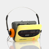 Sony Walkman WM-F68 Portable Cassette Player