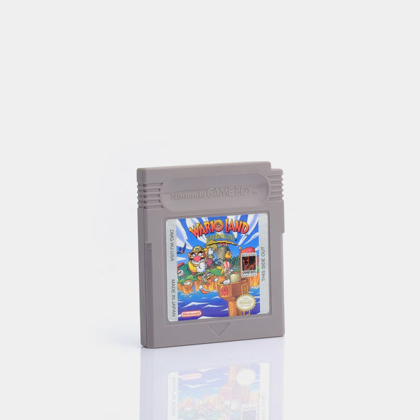 Wario Land - Super Mario Land 3 Game Boy Game