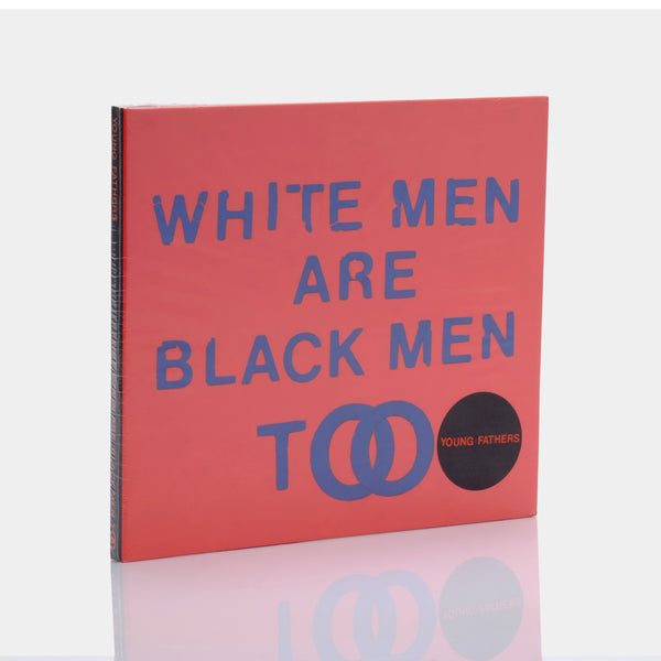 Young Fathers - White Men Are Black Men Too (2015) CD