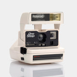 Polaroid One Step Very Pale Beige 600 Camera