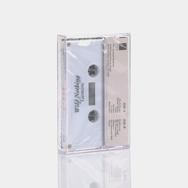 Wild Nothing - Gemini (2010) Cassette Tape