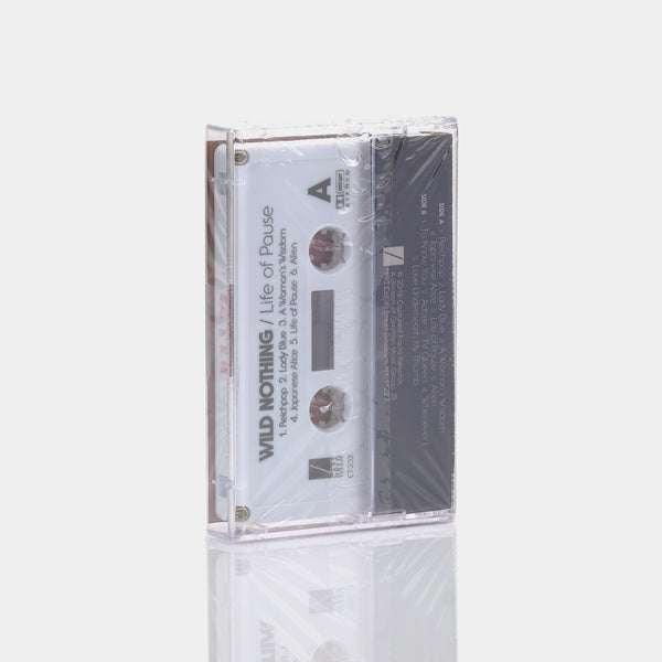 Wild Nothing - Life of Pause (2016) Cassette Tape