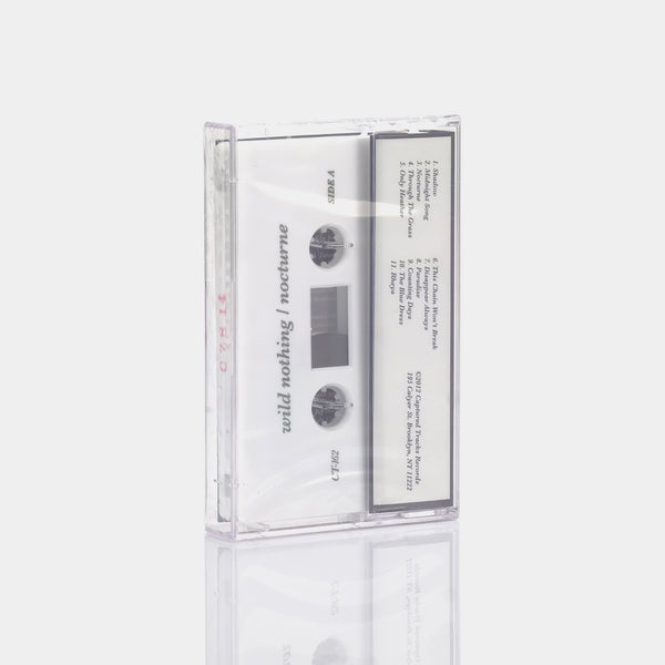 Wild Nothing - Nocturne Cassette Tape