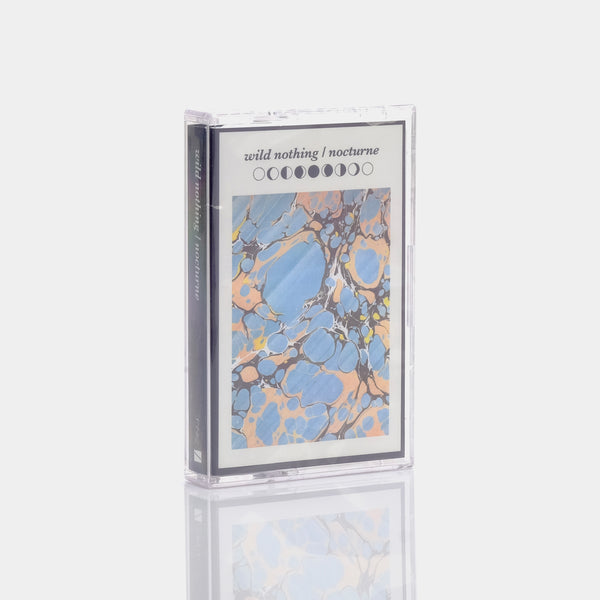 Wild Nothing - Nocturne (2012) Cassette Tape