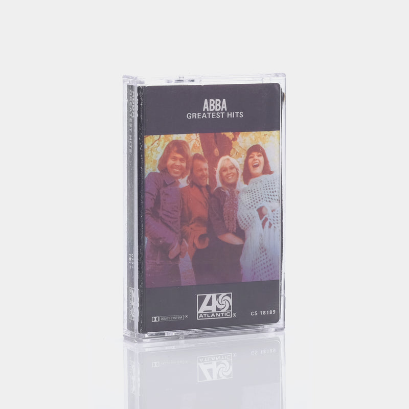 ABBA - Greatest Hits (1976) Cassette Tape