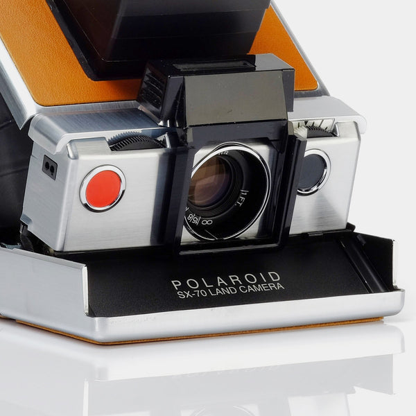 Polaroid SX-70 Folding Camera Accessory Holder 113