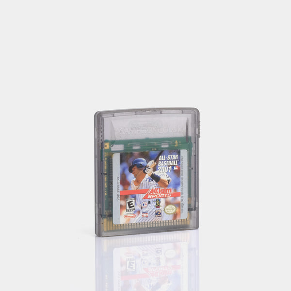 All-Star Baseball 2001 (2000) Game Boy Color Game
