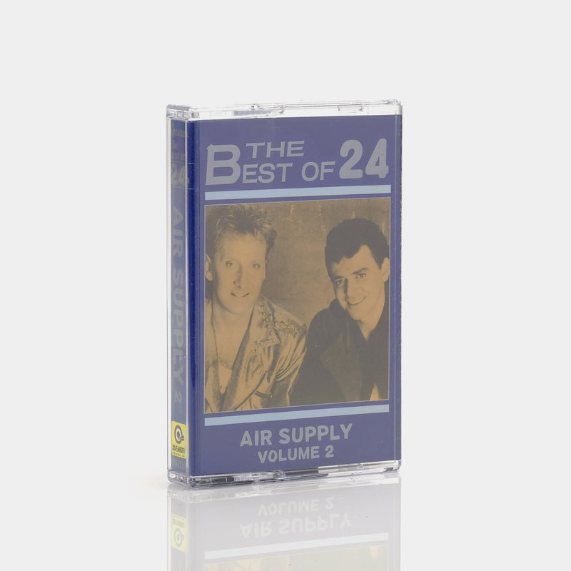 Air Supply - Air Supply 2: The Best Of 24 Cassette Tape