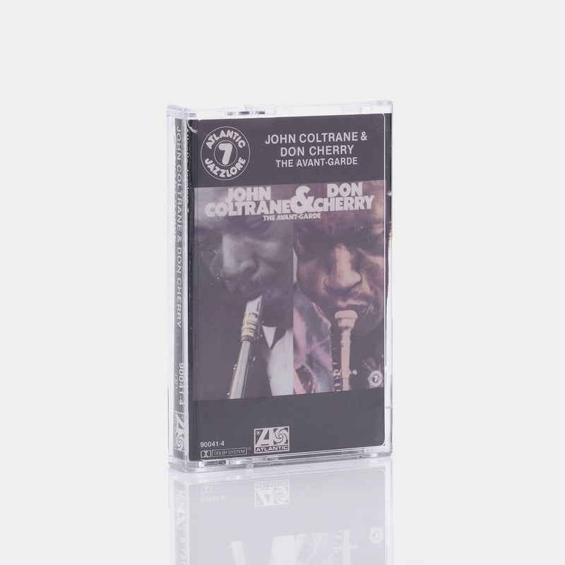 John Coltrane & Don Cherry - The Avant-Garde (1966) Cassette Tape