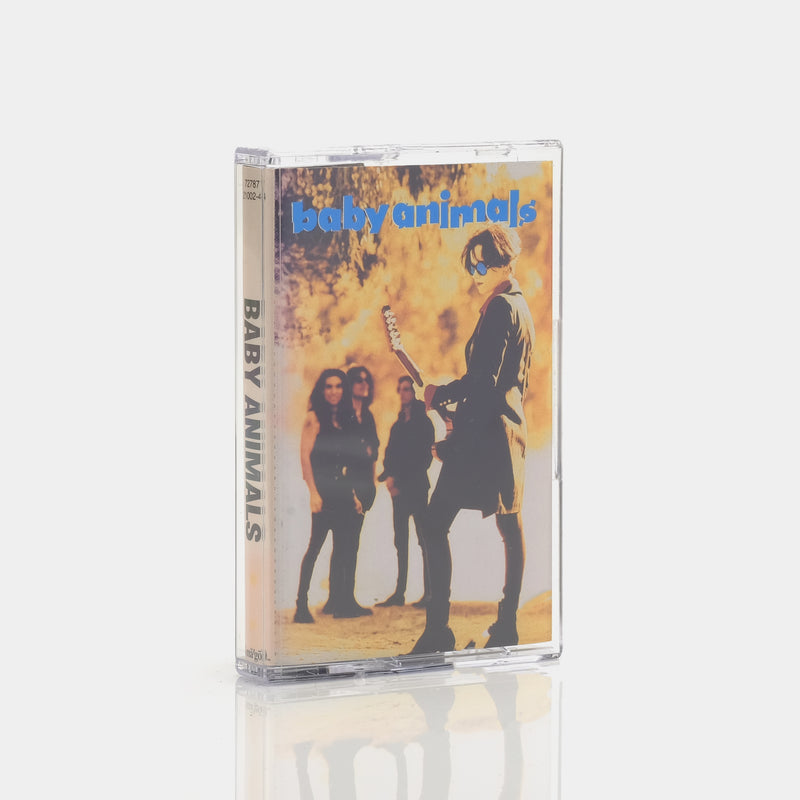 Baby Animals - Baby Animals (1991) Cassette Tape